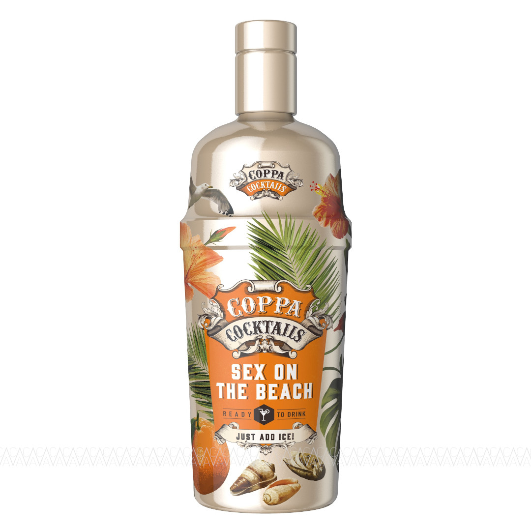 Coppa Sex On The Beach Cocktail 700ml