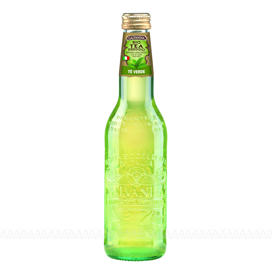 Galvanina Ice Tea Green Bio 355ml
