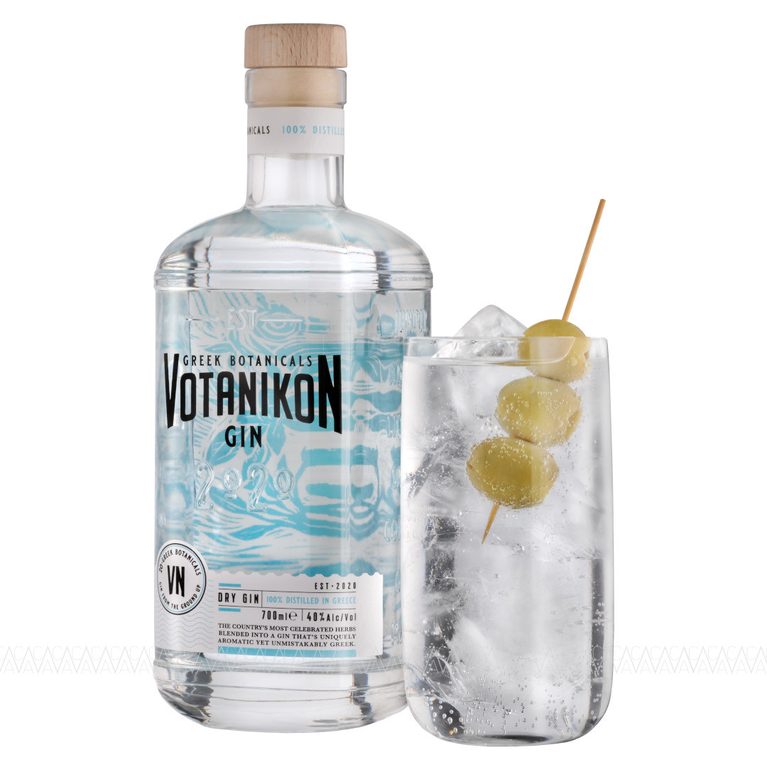 Votanikon Distilled Dry Gin 700ml