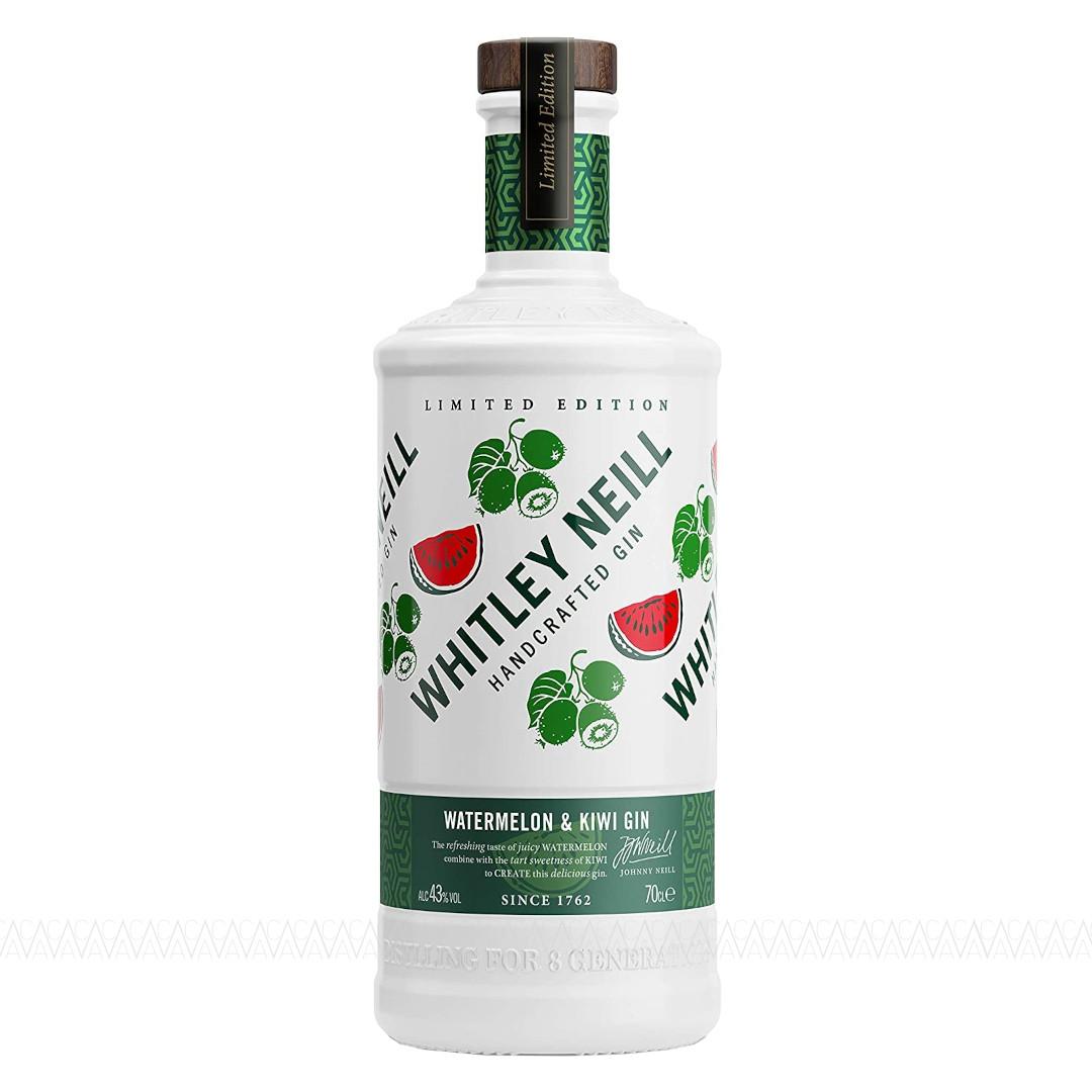 Whitley Neill Watermelon & Kiwi Gin 700ml