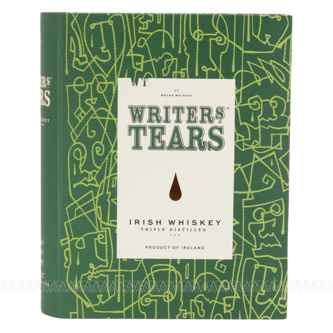 Writers Tears Whiskey Book Miniature Gift Pack 3x50ml