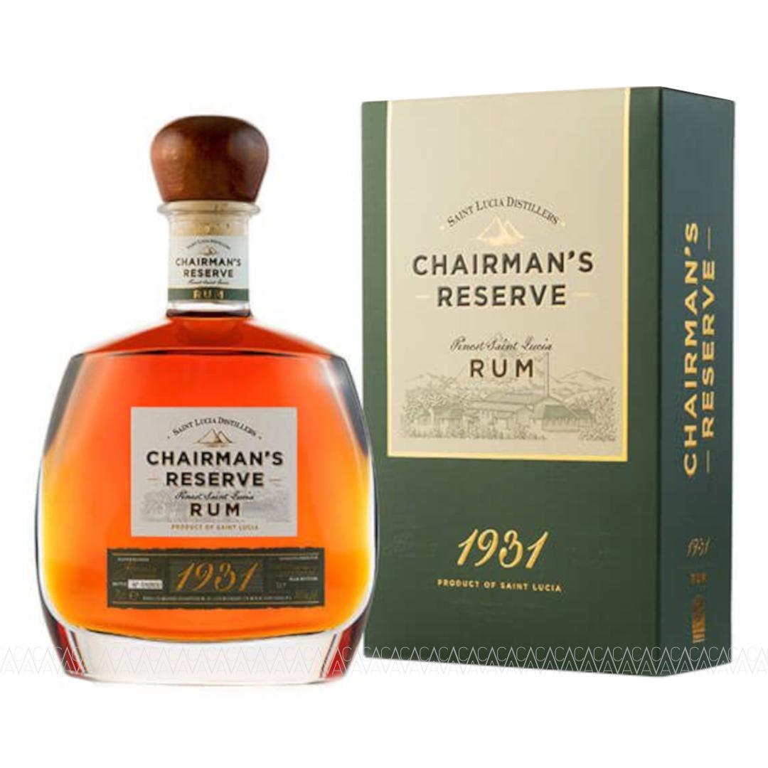 Chairman's Reserve 1931 Rum 700ml