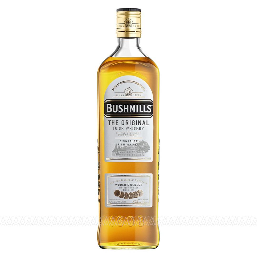 Bushmills Original Irish Whiskey 700ml