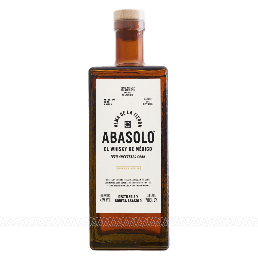 Abasolo 100% Corn Mexican Whisky 700ml