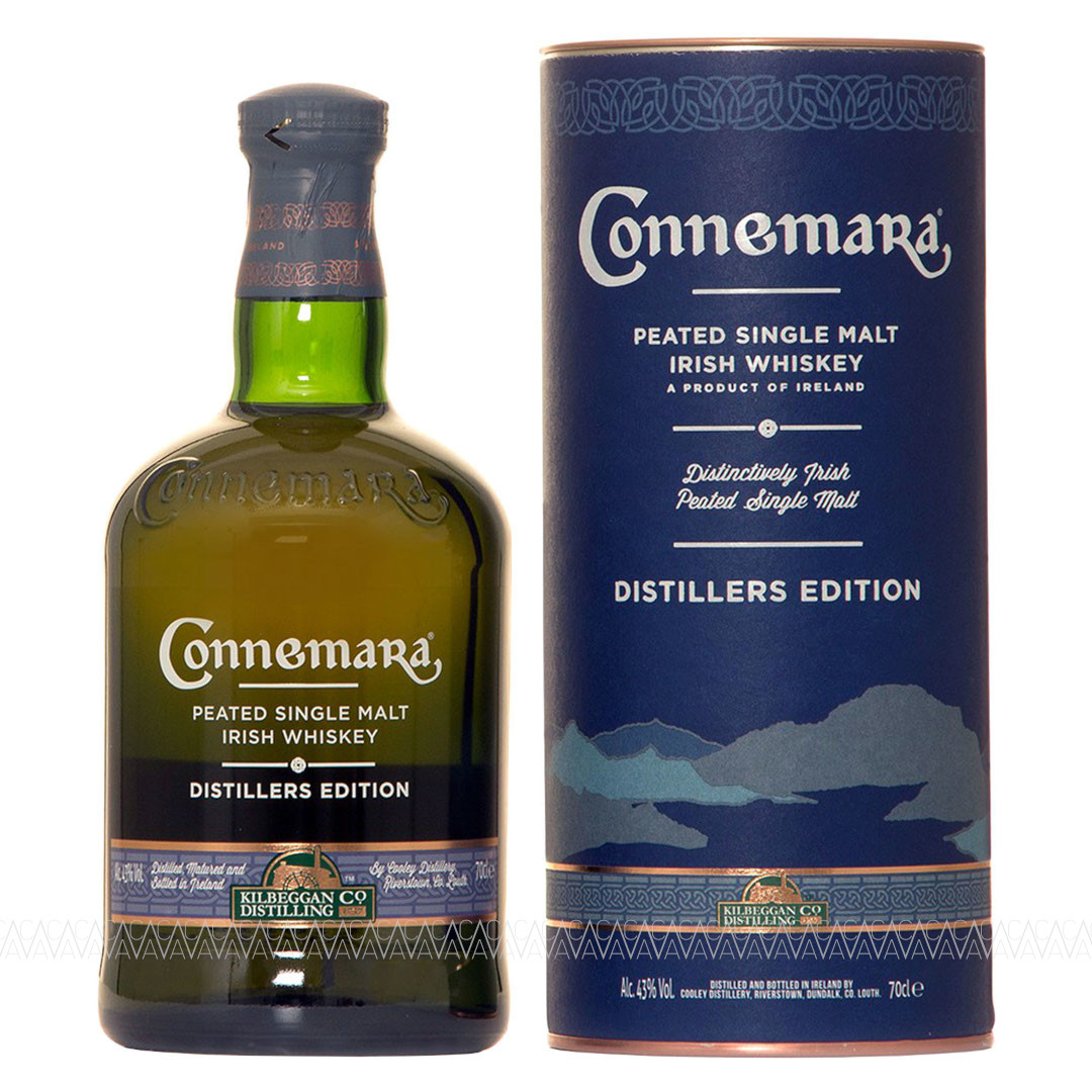 Connemara Distillers Edition Peated Single Malt Irish Whiskey 700ml
