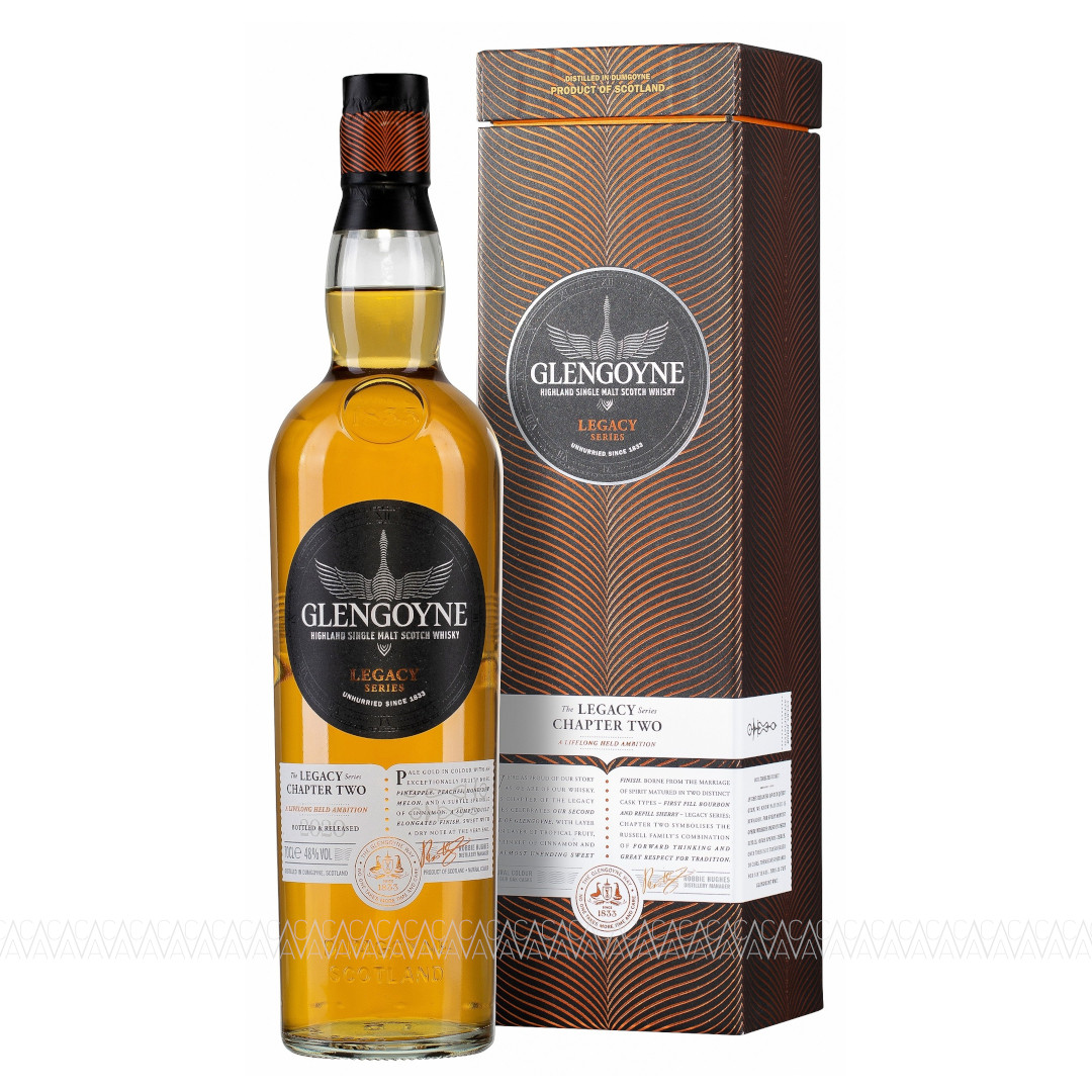 Glengoyne Legacy Series Chapter Two Single Malt Scotch Whisky 700ml
